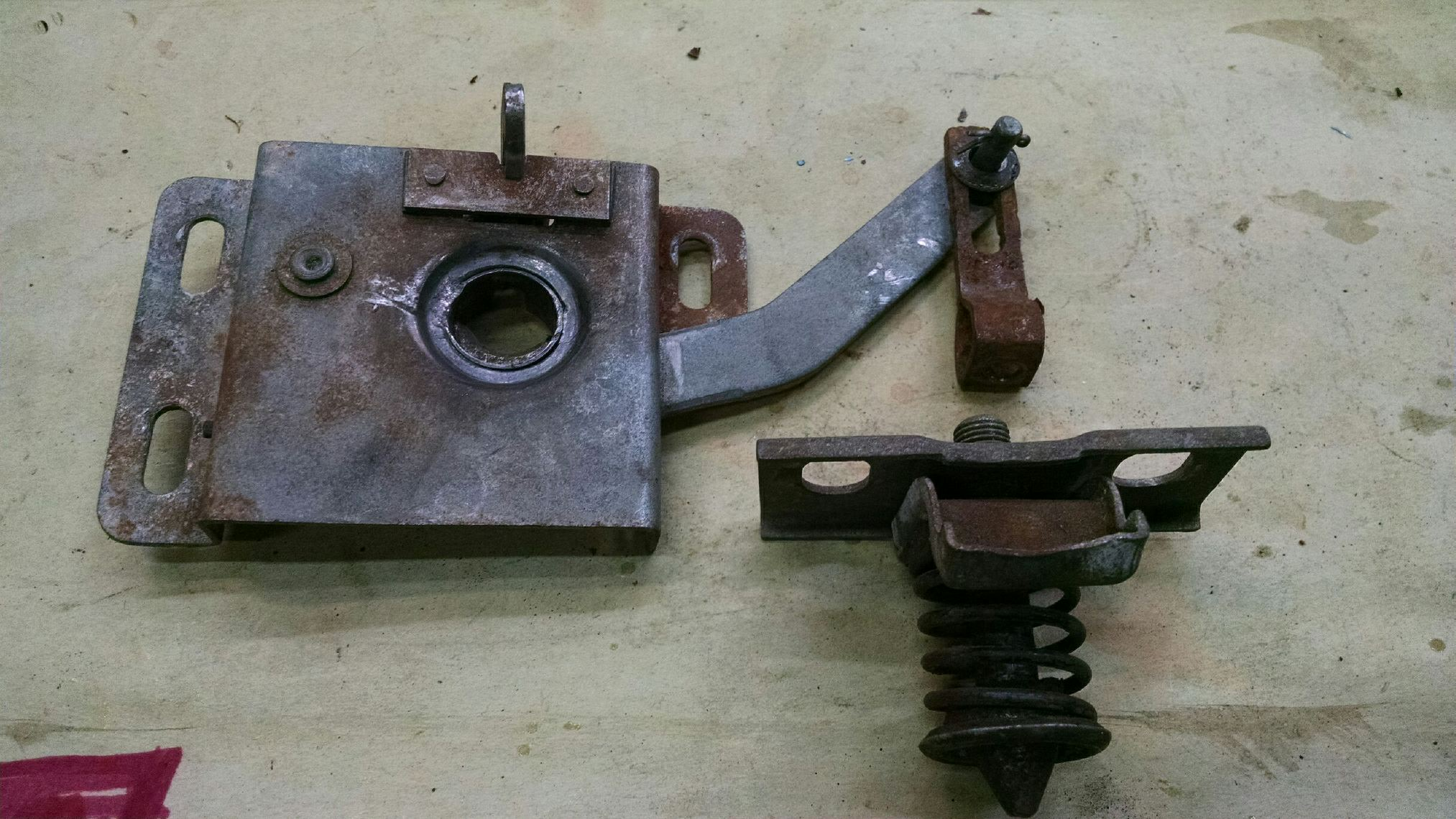 review of literature on hood latch Grip latch self locking clevis hook (gbk)  grip latch self locking clevis hook (gbk) grip latch swivel bronze bushing hook  please review our warning and use.